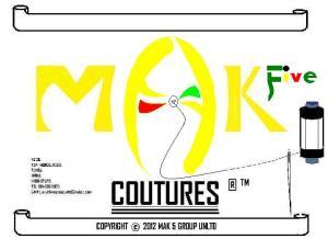 MAK5 COUTURES