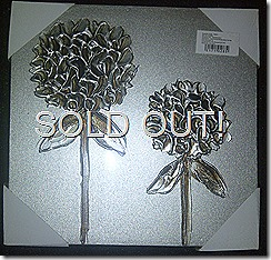 21710285 Hand Painted Metalic Aluminium Canvas IMG-20120521-01090