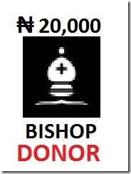 BISHOP DONOR