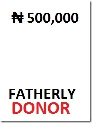 FATHERLY DONOR