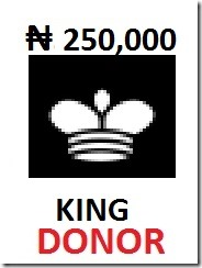 KING DONOR