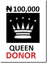 QUEEN DONOR